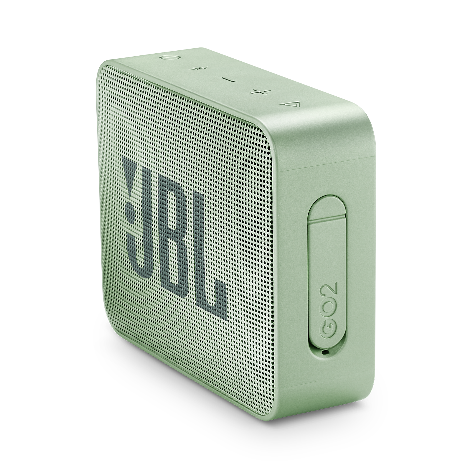 JBL GO 2 - Seafoam Mint - Portable Bluetooth speaker - Detailshot 2