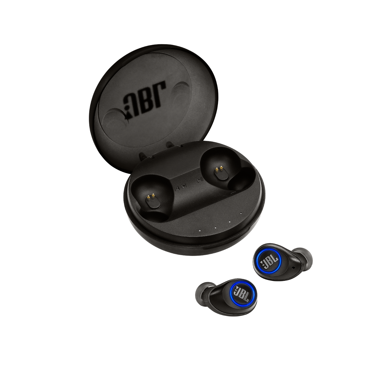 JBL Free X ear buds replacement Kit - Black - JBL FREE replacement units - Hero