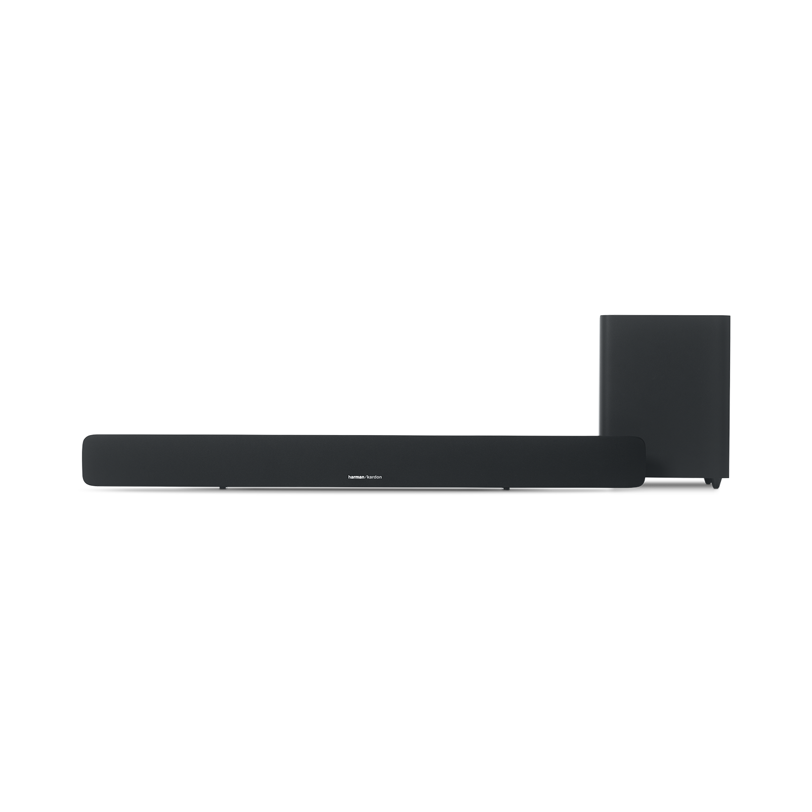 HK SB20 - Black - Advanced soundbar with Bluetooth and powerful wireless subwoofer - Detailshot 1