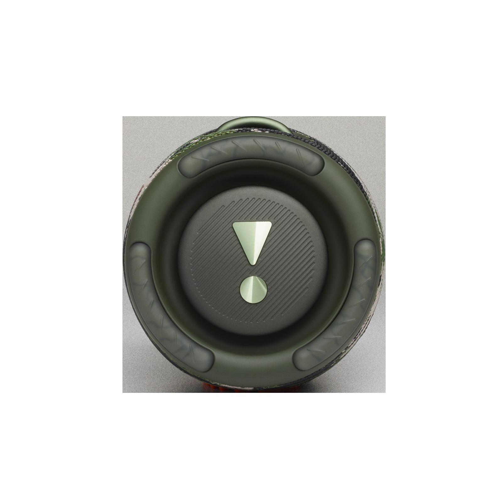 JBL Xtreme 3 - Black Camo - Portable waterproof speaker - Left