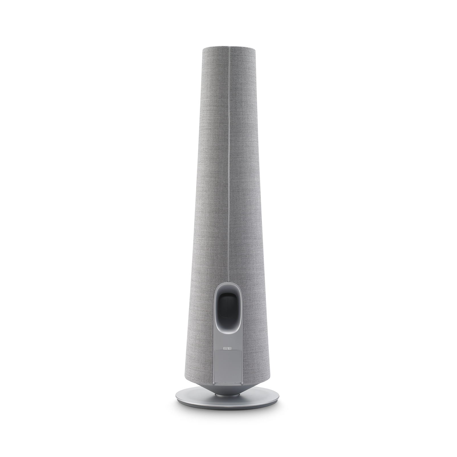 Harman Kardon Citation Tower - Grey - Smart Premium Floorstanding Speaker that delivers an impactful performance - Back