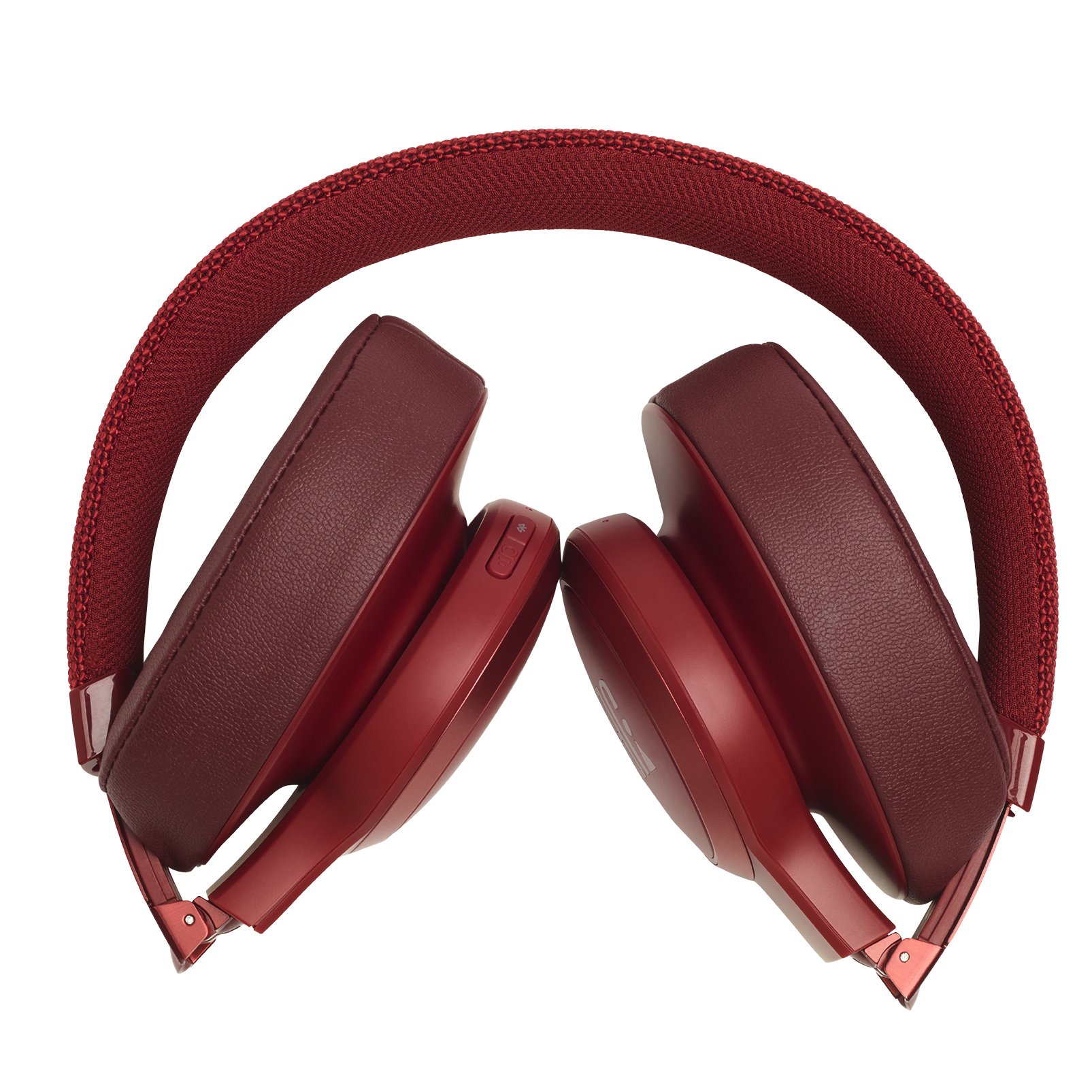 JBL LIVE 500BT - Red - Your Sound, Unplugged - Detailshot 2