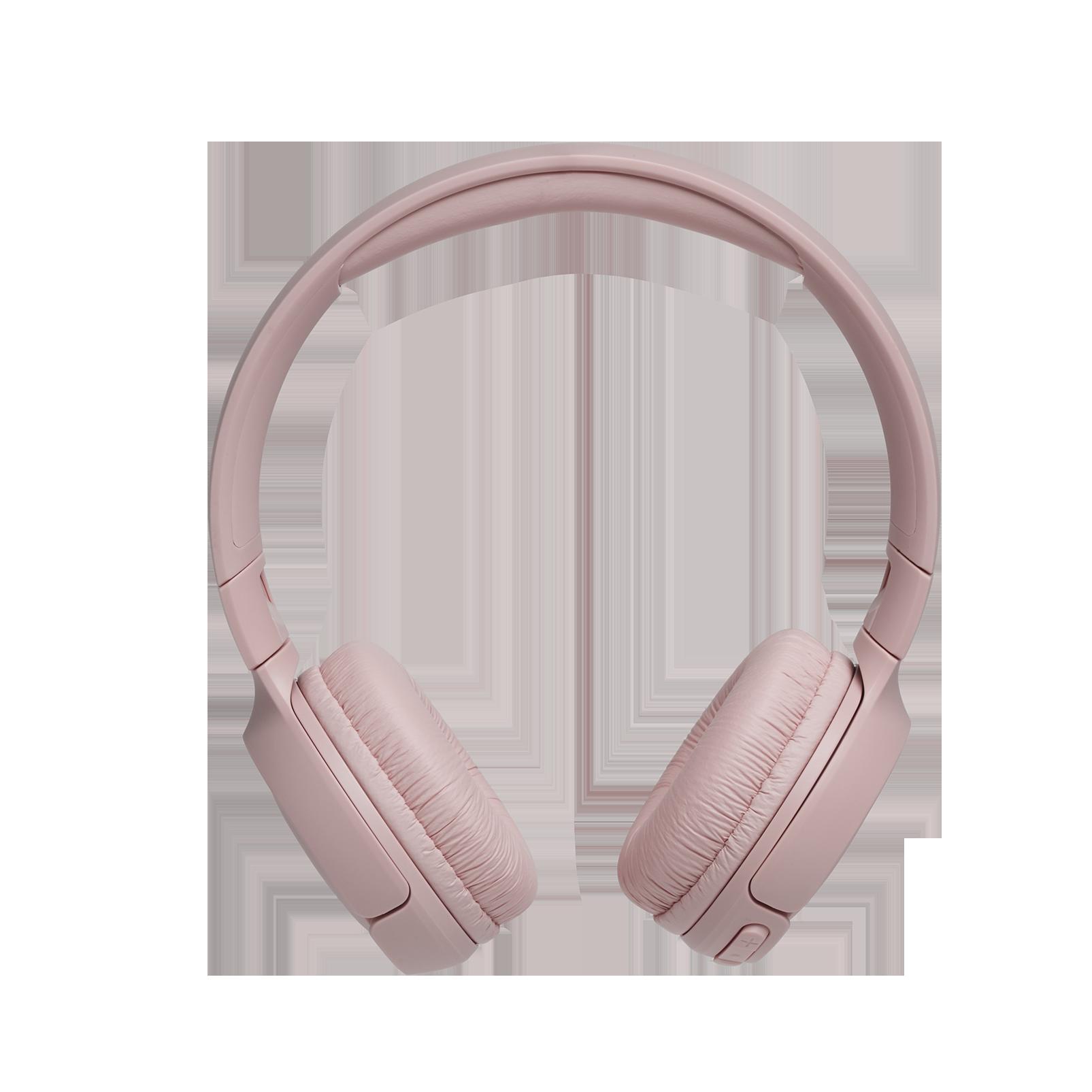 JBL TUNE 560BT - Pink - Wireless on-ear headphones - Left