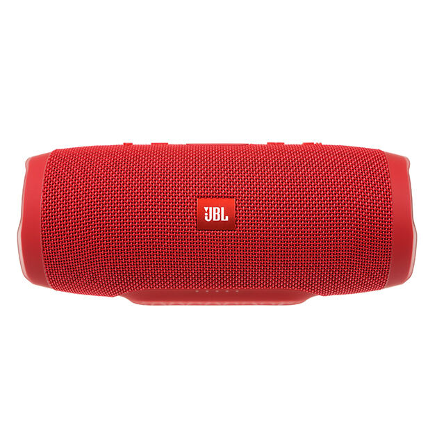 JBL Charge 3 - Red - Full-featured waterproof portable speaker with high-capacity battery to charge your devices - Detailshot 15