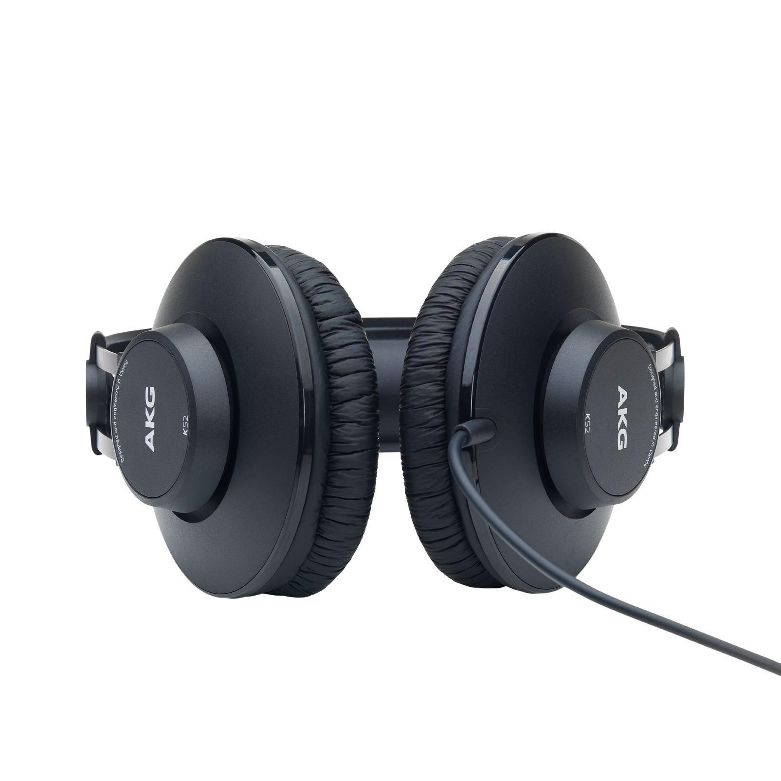 K52 - Black - Closed-back headphones - Detailshot 1