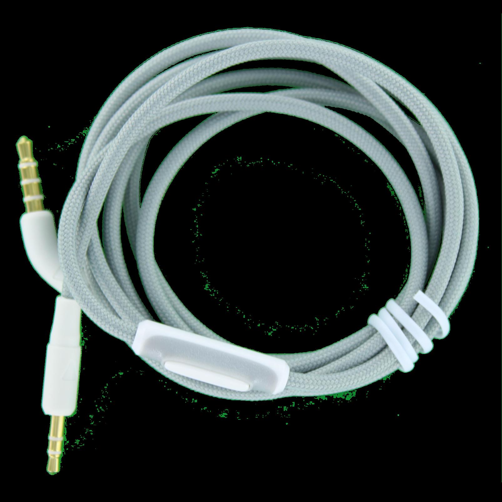 Audio cable E35, E45BT, E55 - Grey - Audio cable 130 cm - Hero