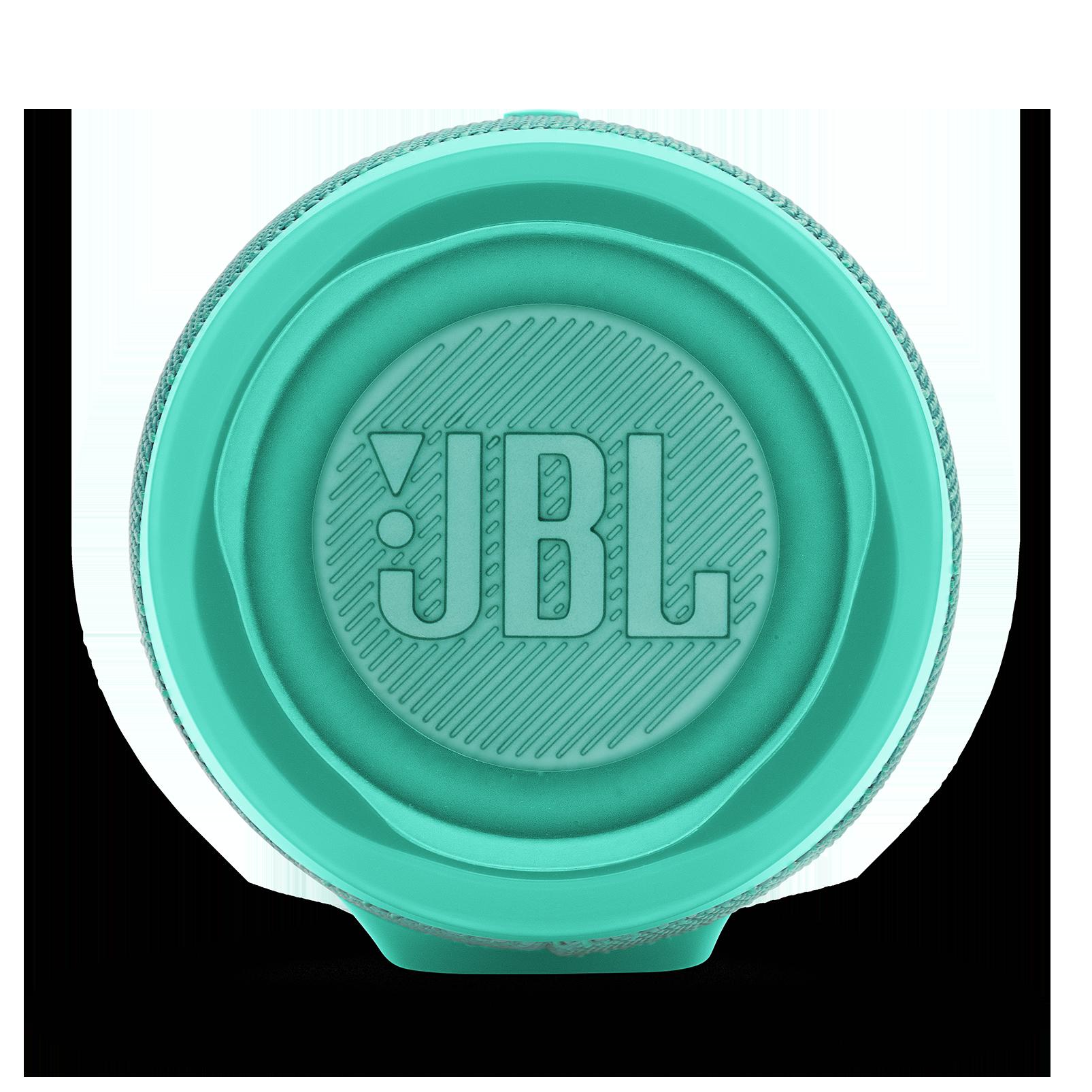 JBL Charge 4 - Teal - Portable Bluetooth speaker - Detailshot 2
