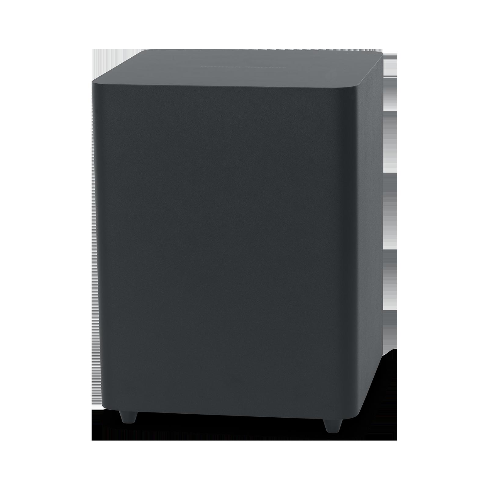 HK SB20 - Black - Advanced soundbar with Bluetooth and powerful wireless subwoofer - Detailshot 2
