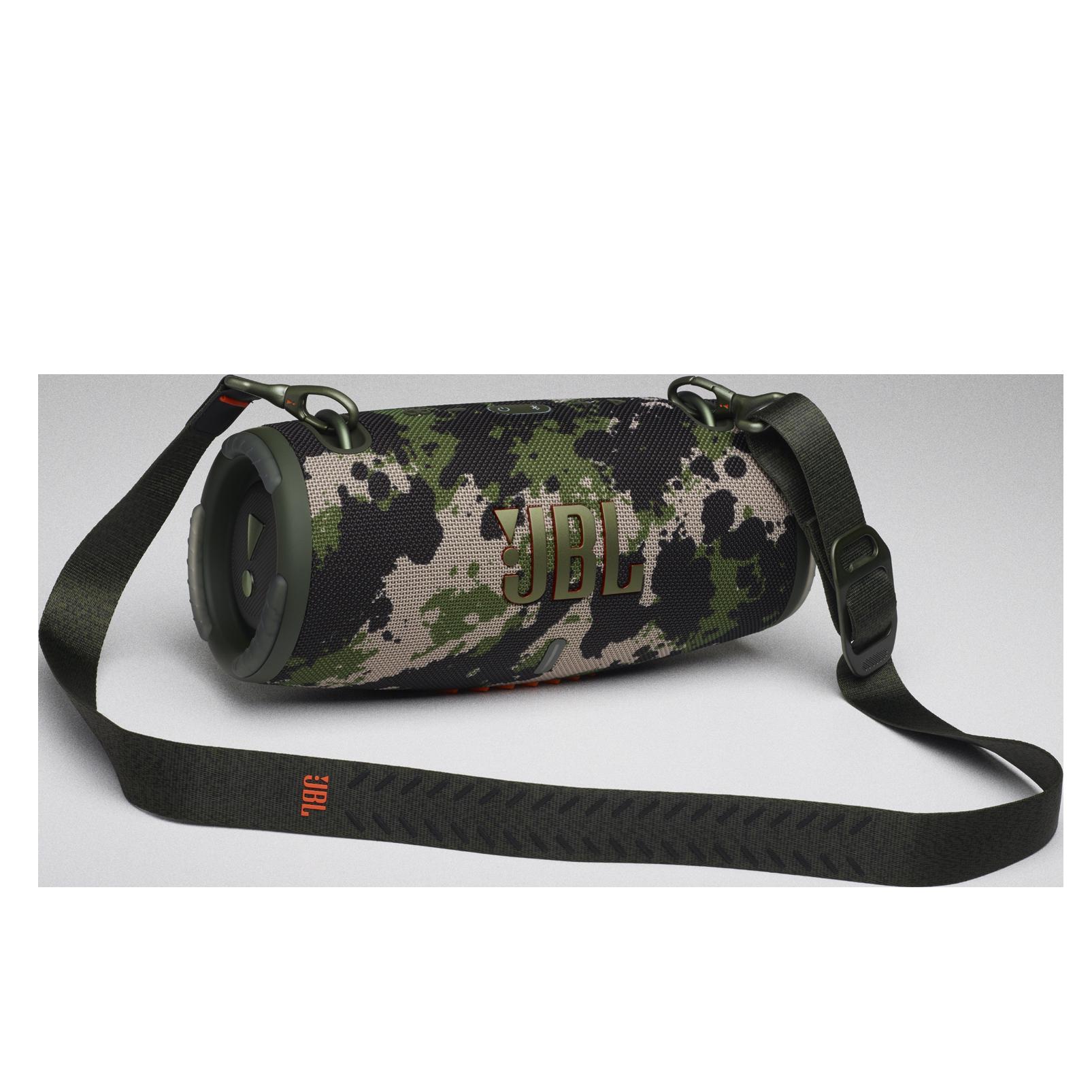 JBL Xtreme 3 - Black Camo - Portable waterproof speaker - Hero