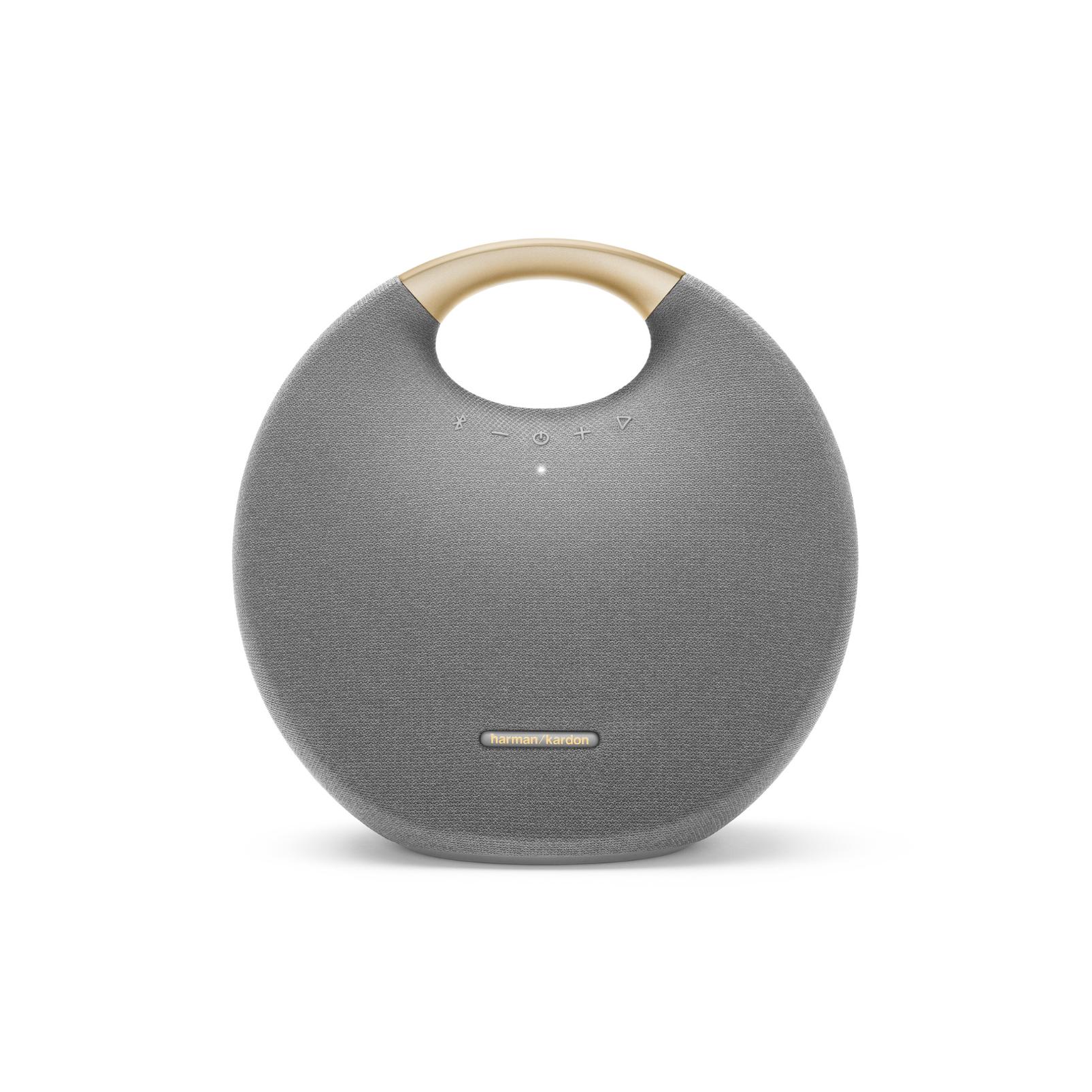 Onyx Studio 6 - Grey - Portable Bluetooth speaker - Hero