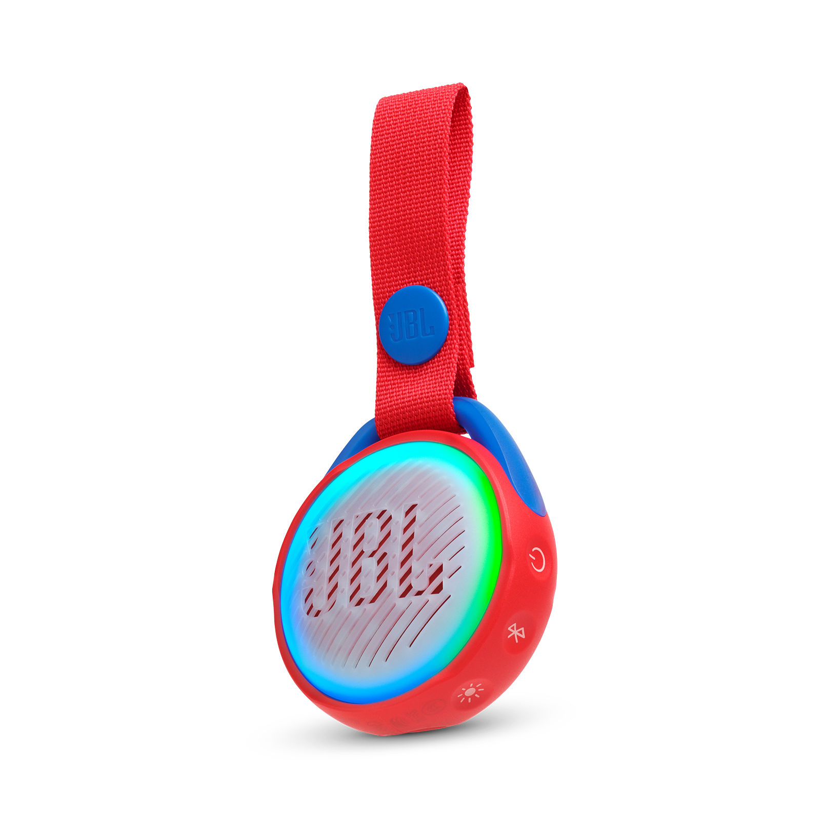 JBL JR POP - Red - Portable speaker for kids - Hero