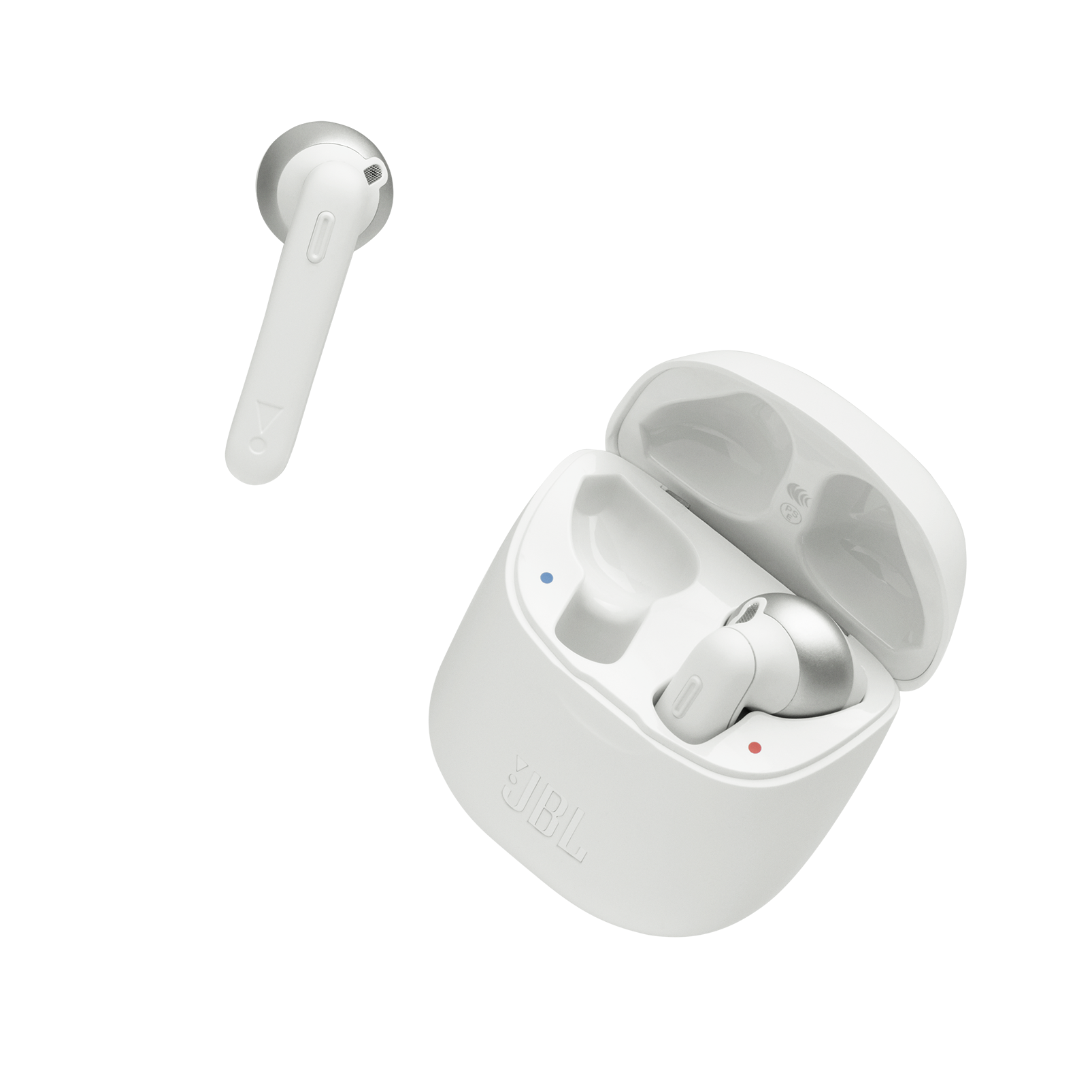JBL TUNE 220TWS - White - True wireless earbuds - Detailshot 2