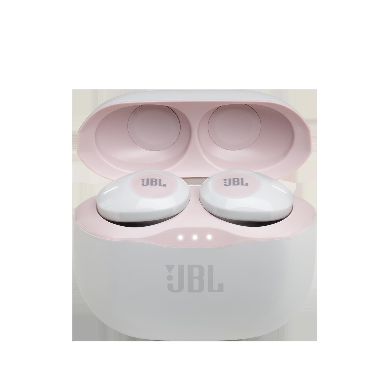 JBL TUNE 120TWS - Pink - Truly wireless in-ear headphones. - Hero
