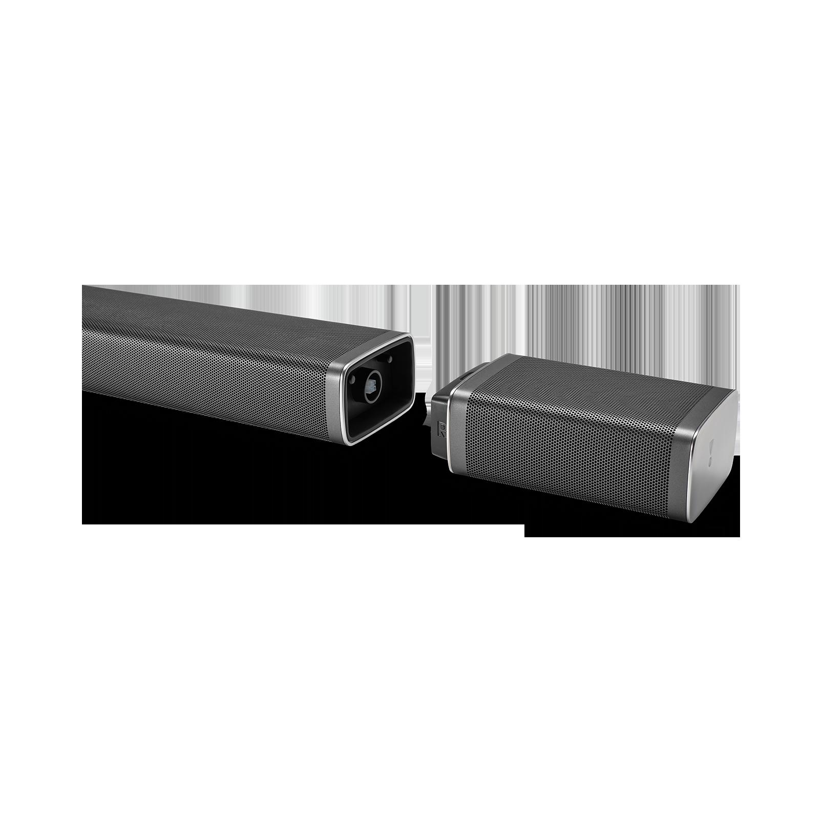 JBL Bar 5.1 - Black - 5.1-Channel 4K Ultra HD Soundbar with True Wireless Surround Speakers - Detailshot 1