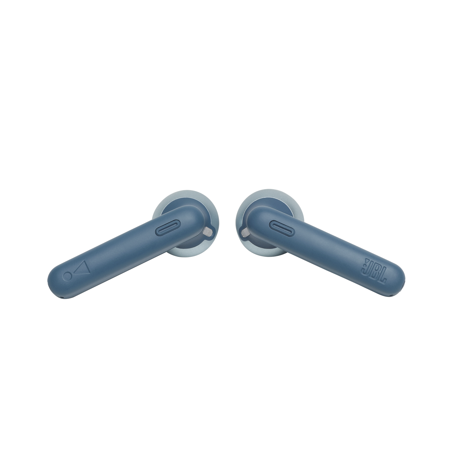 JBL Tune 225TWS - Blue - True wireless earbud headphones - Detailshot 2