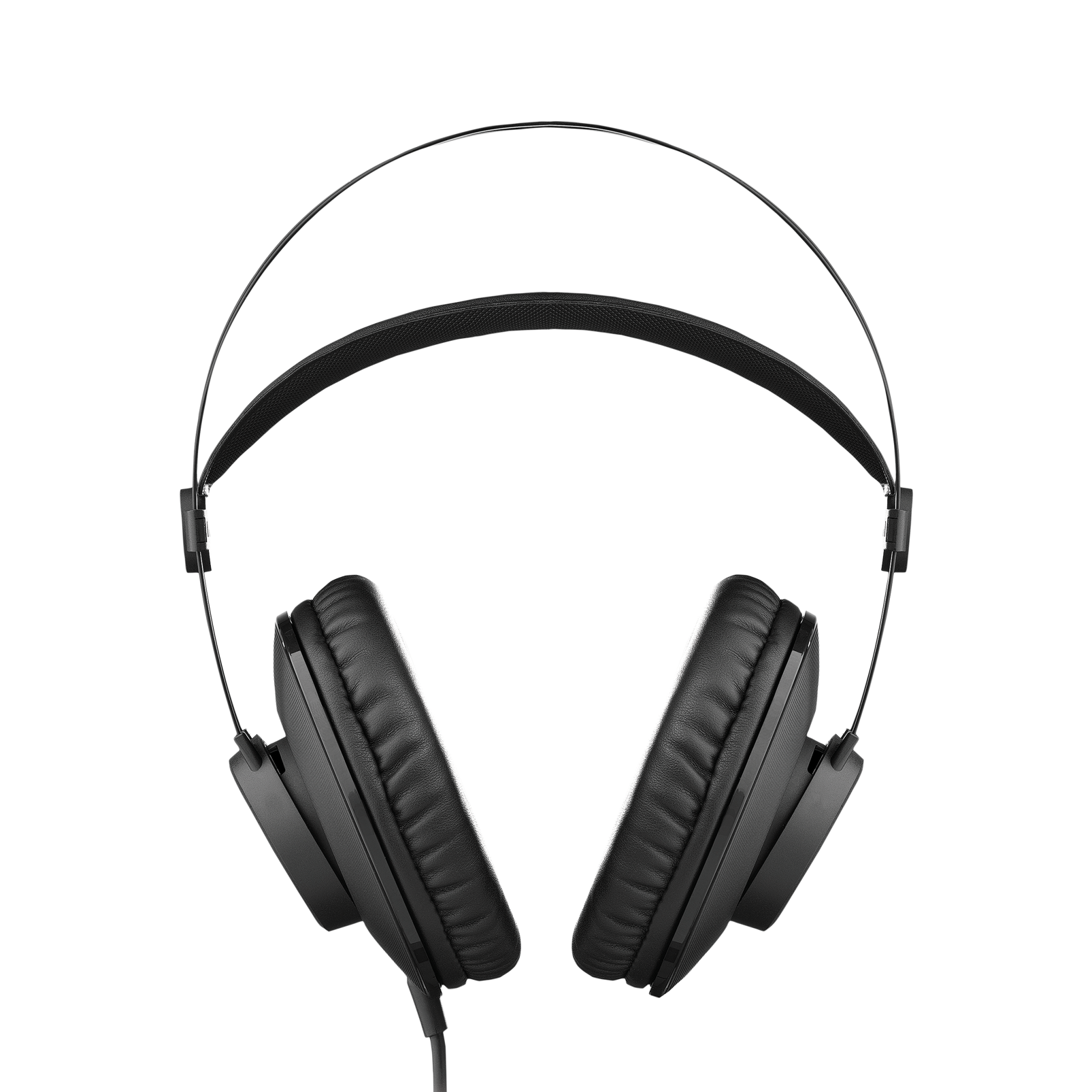 K72 - Black - Closed-back studio headphones - Front