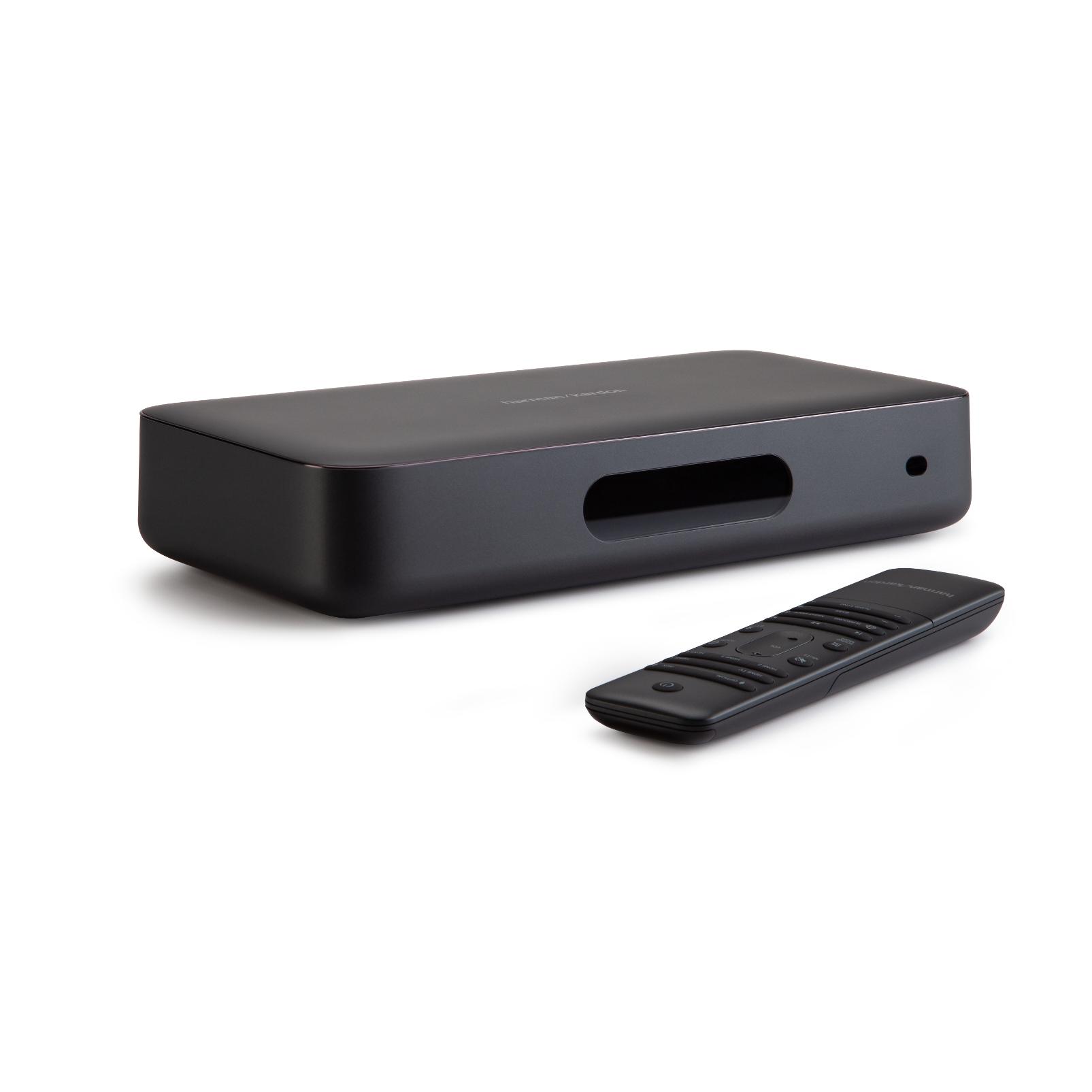 Harman Kardon Surround - Black - Wireless Home Theater System - Detailshot 1
